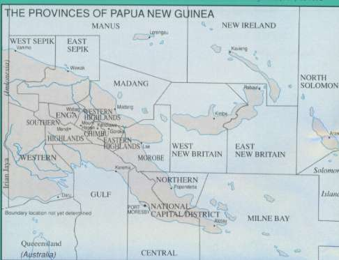 Description of the traverse papua new guinea mt wilhelm is on the border of western highlands chimbu and madang provinces sciox Image collections
